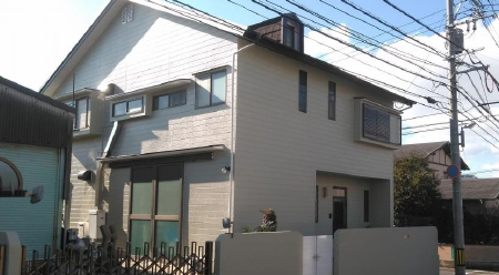 K様邸 外装・屋根リフォーム工事