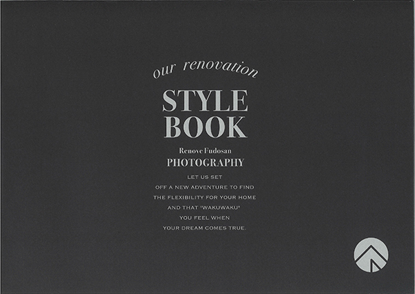 our renovation STYLE BOOK