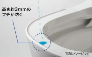 各メーカーで違うトイレの特色