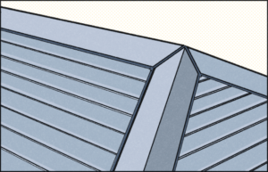 屋根はとても重要な箇所です