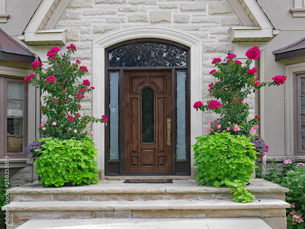 家の顔の玄関をキレイに
