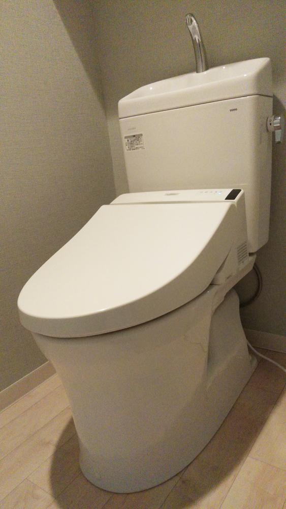 福岡市東区 I様邸 トイレ交換工事