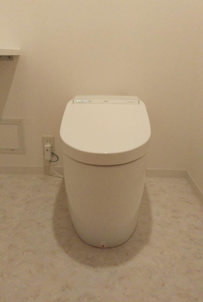 福岡市東区 K様邸 トイレ交換工事