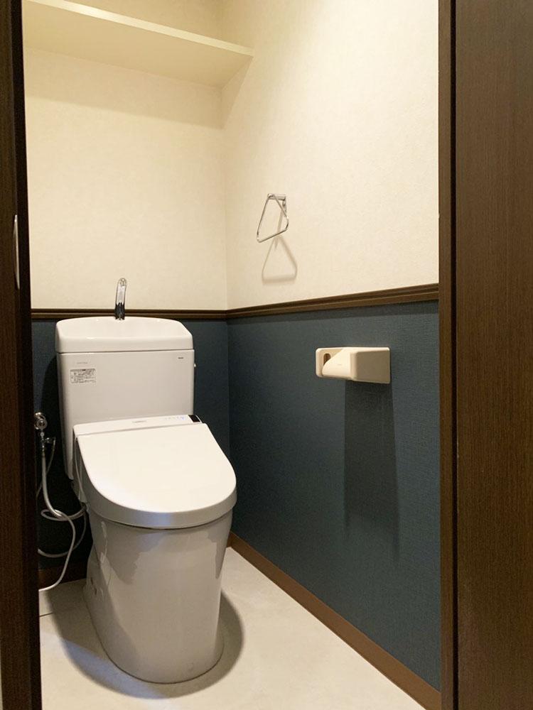 福岡市東区 Y様邸 トイレ改修工事