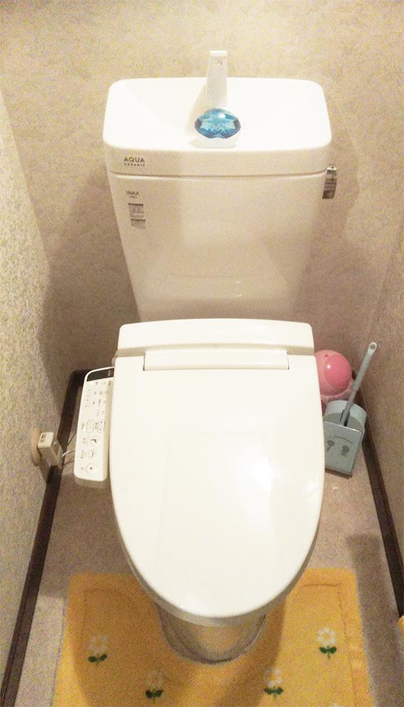 宗像市 S様邸 トイレ交換工事
