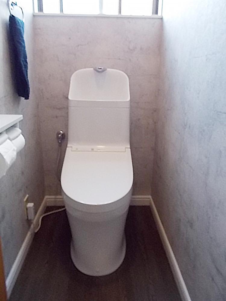 宗像市 M様邸 トイレ交換工事