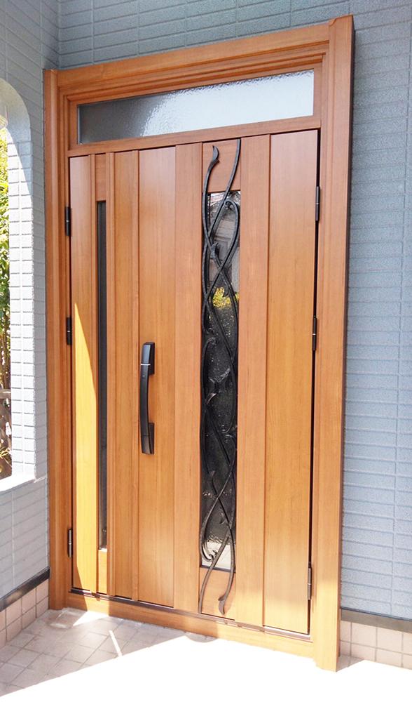福岡市東区 N様邸 玄関ドア交換工事