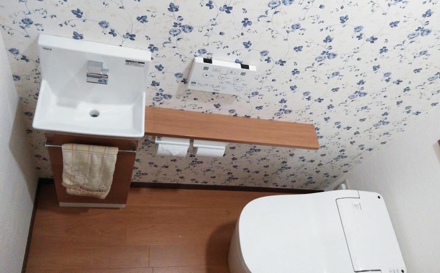 宗像市 Y様邸 トイレ交換工事