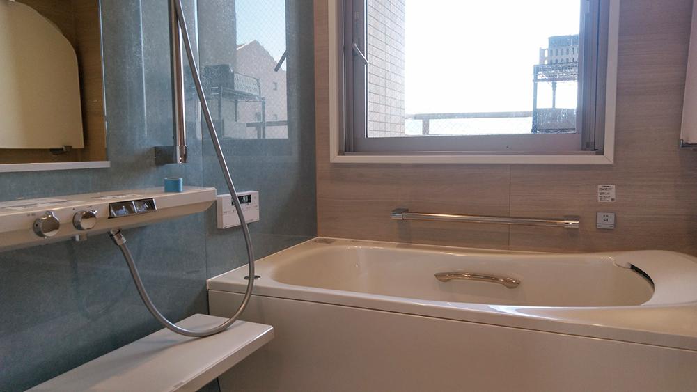 福岡市東区 M様邸 浴室交換工事