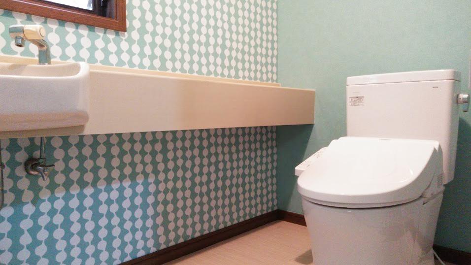 遠賀郡 H様邸 トイレ交換工事