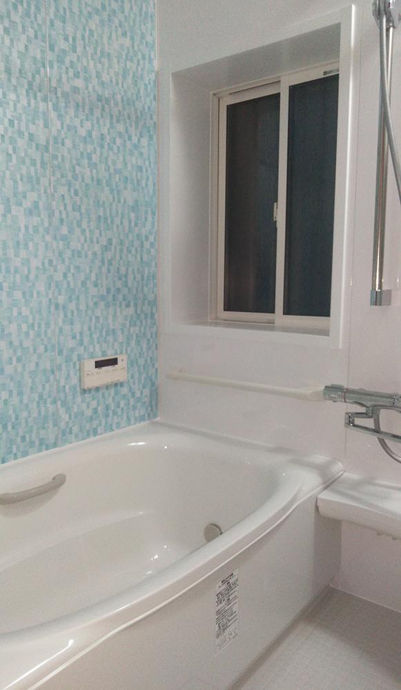福岡市東区 I様邸 浴室リフォーム工事