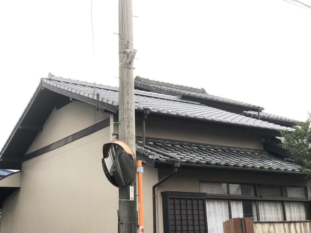 福岡市東区 H様邸 屋根部分葺替え・台風雨漏れ工事他