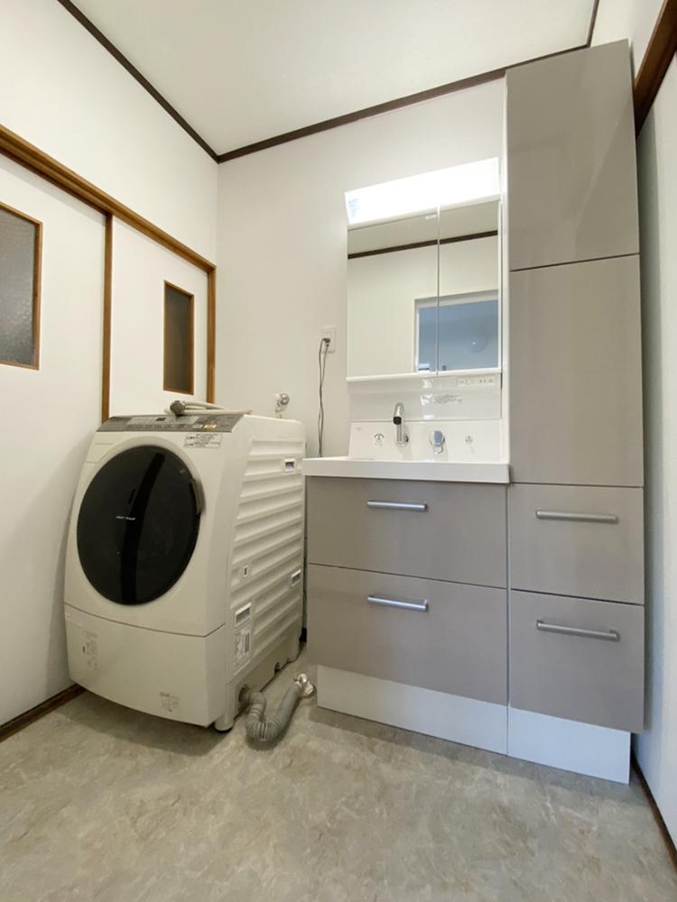 福岡市東区 F様邸 浴室・洗面リフォーム
