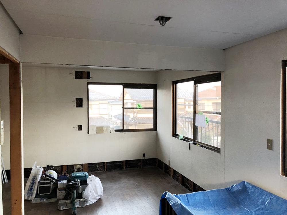 リフォーム前の2階洋室