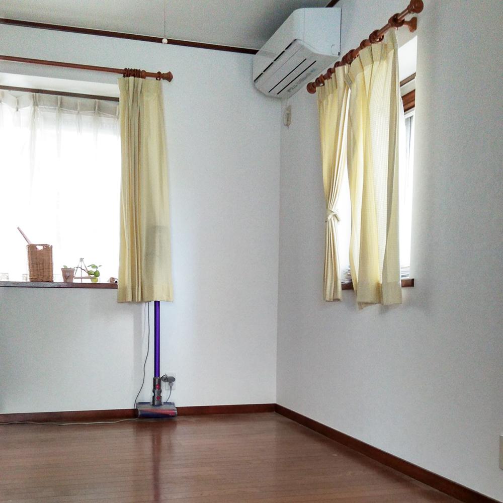 優しい雰囲気のリフォーム前のお部屋。