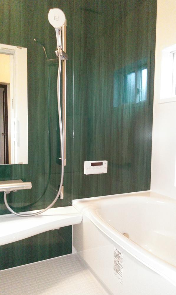 宗像市 N様邸 浴室リフォーム工事