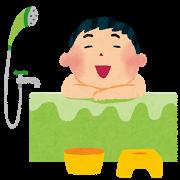 最近のお風呂は掃除もしやすく、そのようなお手入れは不要です。