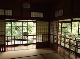 昔ながらの窓