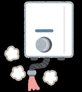 給湯器は壊れる前に交換がベスト!