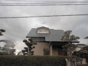 雨風からお家を守る屋根
